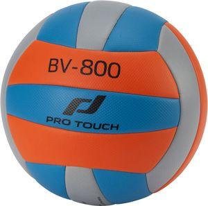 PRO TOUCH Beach-Volleyb. BV-800 BLUE/ORANGE/GREY LIG 5