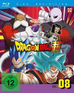 Dragonball Super - Box 8 - Episoden 113-131 - Blu-Ray