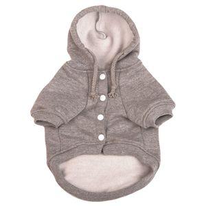 1 Stück Hund Pullover , Grey_S