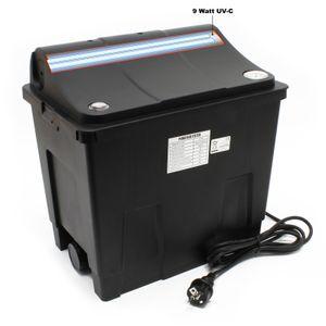 SunSunTeichfilter CBF-200U 9 W UVC Klärer Durchlauffilter Koi Teich Filter