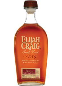 Elijah Craig Small Batch Kentucky Straight Bourbon Whiskey | 47 % vol | 0,7 l