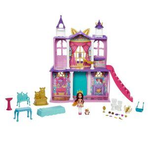 Enchantimals Royals Ballzauber Schloss mit Felicity Fox & Flick