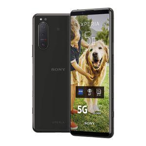 Sony Xperia 5 II 5G Smartphone, Farbe:Schwarz