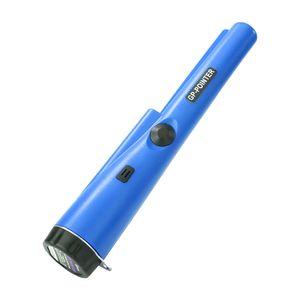 Wasserdichter Metalldetektor mit GP360-Tiefenanzeige Erdverdrahtungsdetektor Gold Finder Bolt Finder