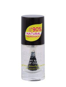 Benecos Nail Polish crystal TOP COAT 5ml
