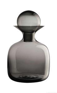 ASA Karaffe groß, grau COLORED D. 14,5 cm, H. 18,5 cm. 1,5 l.         53500009