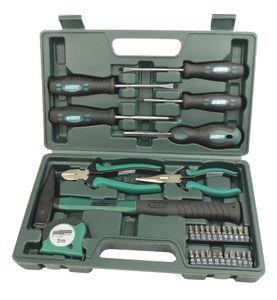 BRÜDER MANNESMANN Werkzeugsatz 31-teilig im Koffer