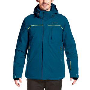 XXL Maier Sports Funktions-Skijacke türkisblau, Größe:62