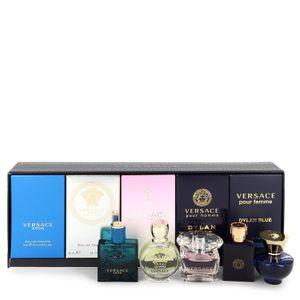 Versace Miniature Fragrance Gift Set 5 Pieces