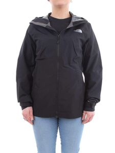 The North Face W Extent Iii Shell Tnf Black M