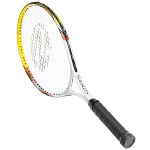 Sands cadet 250 Kinder Tennisschläger Schläger Besaitet Ausbalanciert Aluminum