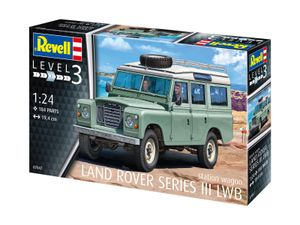 Revell 07047 1:24 Land Rover Series III