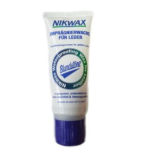 NIKWAX - Water Proofing Wax for Leather - Lederwax 100ml