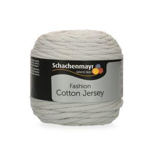 Schachenmayr Baumwolle Jersey, 9807363-00091, Farbe:silber, Handstrickgarne