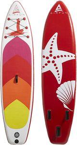 Sena AIRFUN SUP Paddelboard aufblasbar, Komplett-Set aufblasbares Stand UP Paddle Board, Wasser Paddling Paddelbrett