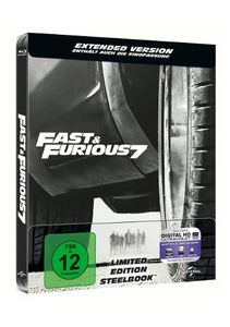 Fast & Furious 7 - Extended Version (Steelbook)