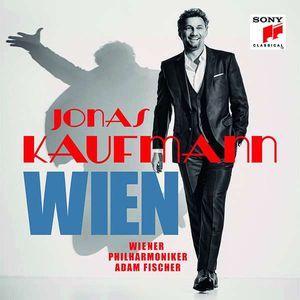 Jonas Kaufmann - Wien - -   - (CD / Titel: H-Z)