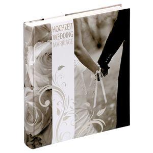 Walther Promessa 28x30,5 60 S. Hochzeit Buch UH101