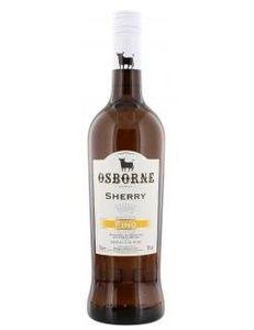 Osborne Sherry Fino Sherry Jerez Spanien | 15 % vol | 0,75 l