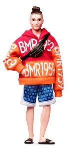 Barbie BMR1959, voll bewegliche Ken Modepuppe mit Dutt