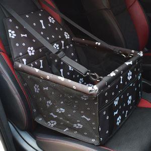 Haustier Hundeträger Autositz Pad Safe Carry Haus Katze Welpen Tasche Auto Reise Zubehör Wasserdichte Hundetasche