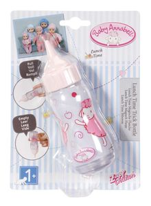 ZAPF 703175 Baby Annabell Lunch Time Magische Flasche