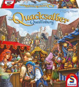 Schmidt Spiele Die Quacksalber von Quedlinburg Kennerspiel des Jahres 2018