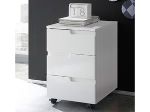 """Rollcontainer Bürocontainer Beistellcontainer Rollschrank Rollwagen """"Suzette I"""""""