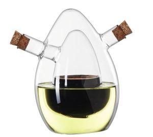 Leonardo Essig & Öl Set mit Korken Cucina