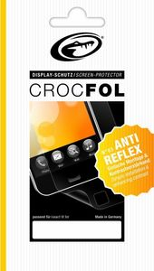 Crocfol Antireflex, Sony Cyber-shot DSC-WX200, Displayschutz, Transparent, Sony, Antiblend-Displayschutz, Sony Cyber-shot DSC-WX200, 1 Stück(e)