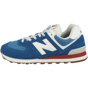 New Balance Sneaker low blau 45