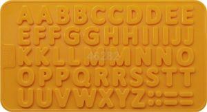 Birkmann Silikonpralinen Nachbildung - Buchstaben