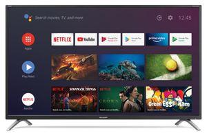 Sharp HD LED TV 81cm (32 Zoll) 32BI2EA, Triple Tuner, HDR10, Android Smart TV