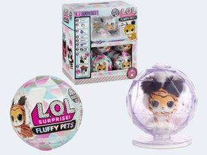 MGA Entertainment L.O.L. Surprise! Fluffy Pets Asst in PDQ, Mehrfarbig, Fashion doll, Weiblich, Mädchen, 6 Jahr(e), 12 Jahr(e)