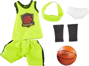 Käthe Kruse kruselings Joy Basketballspieler Outfit 6-teilig
