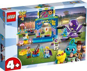 LEGO® 4+ Buzz & Woodys Jahrmarktspaß, 10770
