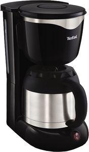 TEFAL Dialog - Filterkaffeemaschine - 0,9 l - Gemahlener Kaffee - 870 W - Schwarz