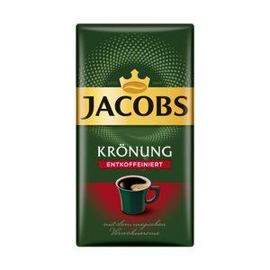 Jacobs Filterkaffee Krönung entkoffeiniert | gemahlen | 500g