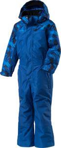 McKinley Klein Kinder Jungen Schneeanzug Overall TIGER blau, Größe:92