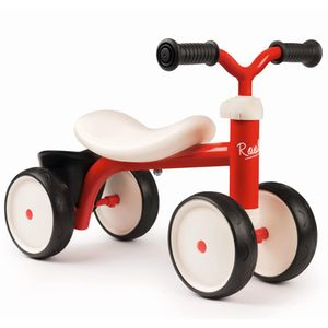 Smoby Outdoor Spielzeug Fahrzeug Laufrad Rookie rot 7600721400