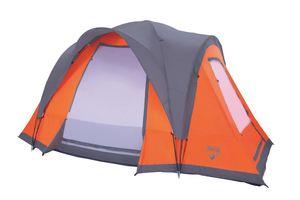 "Bestway Zelt ""Campbase  X 6 Tent"" orange, 68016"