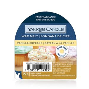 Yankee Candle Vanilla Cupcake Wax Melt Duftwachs 22 g