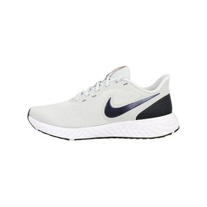 Nike Revolution 5 Pure Platinum/Thunder Blue 45.0