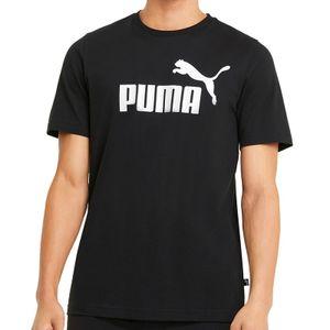 PUMA ESS Logo Tee PUMA BLACK XL
