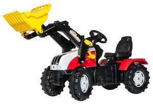 rolly toys Farmtrac Steyr CVT 6240 Lader - Maße: 1420x510x840 mm; 46317