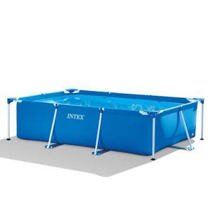 Intex Schwimmbecken Rectangular Frame 300x200x75 cm 28272NP