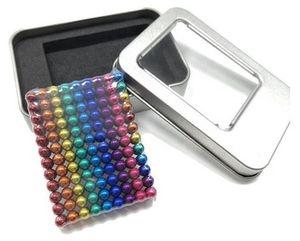 Magnetkugeln, 5mm 216 Stück, DIY Spielzeug, Kreatives Spielzeug Magnetische Neodym Magnete Würfel-Puzzle Lustiges Spielzeug