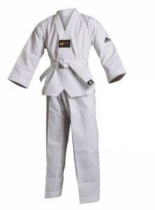 adidas taekwondopak ADI-Start Dobok unisex weiß Größe 160