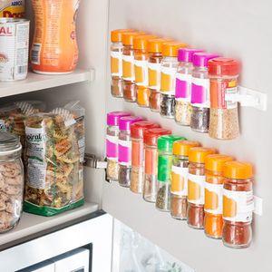 Gewürzregal Gewürzständer Küchenregal Regal Küche Gewürzboard Küchen Wandregal Gewürzregale