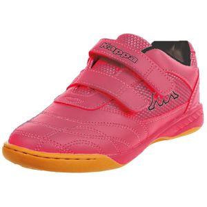 Kappa Indoor KICKOFF OC K Kinder Hallenschuhe pink 260695K 2211, Schuhgröße:31 EU